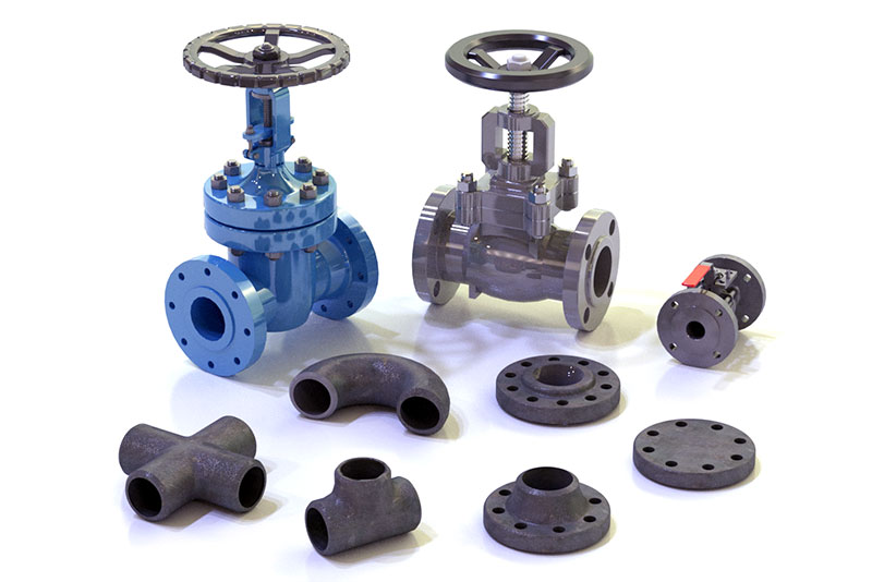 Mechanical Valves & Piping