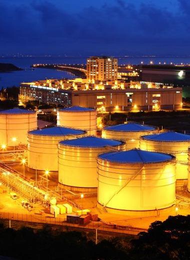 Diesel , Petrol , LPG Storage