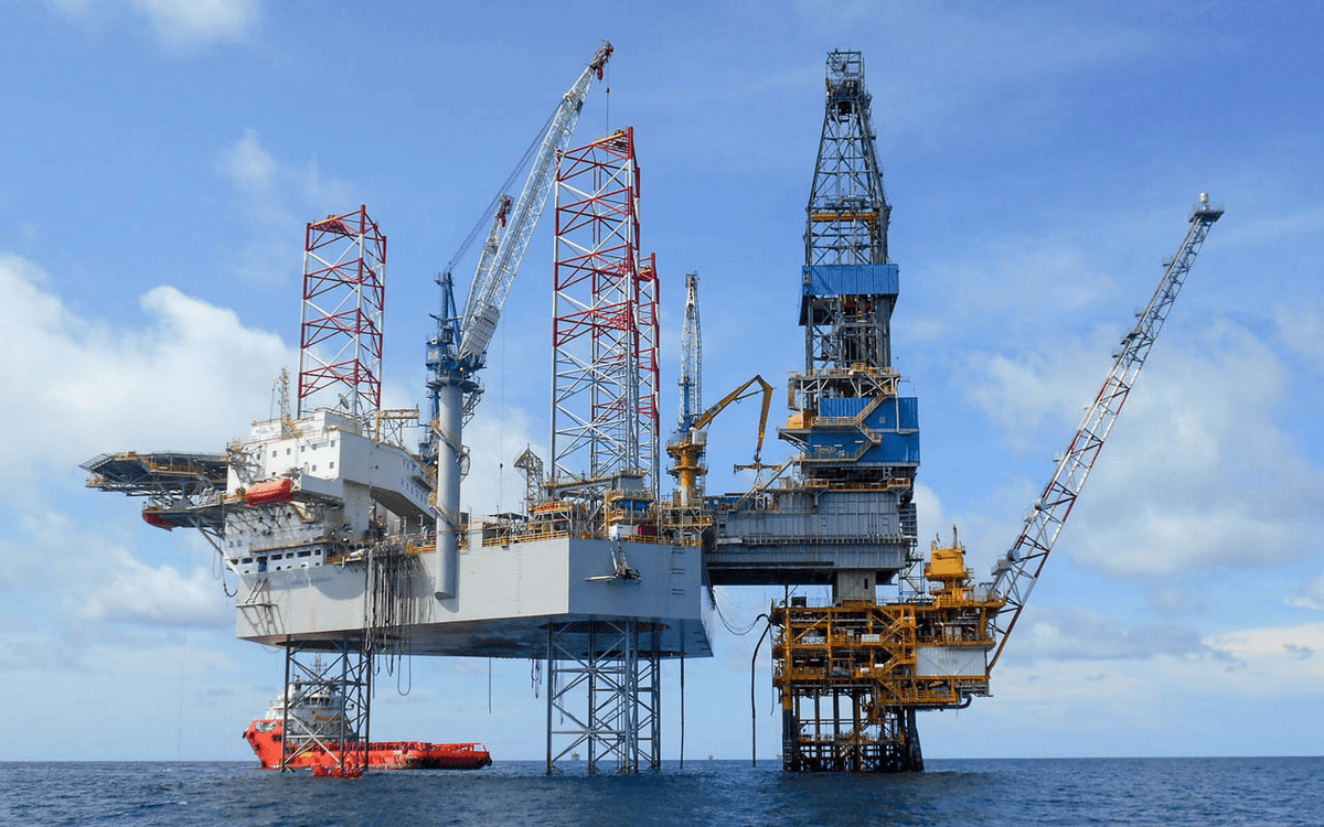 Oil field & Marine Industry.